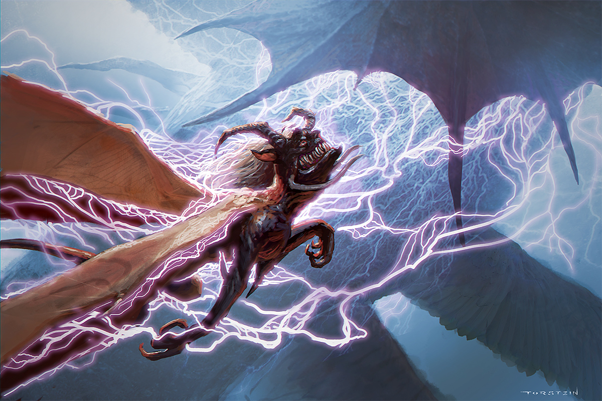 Magic The Gathering - Reckless Imp