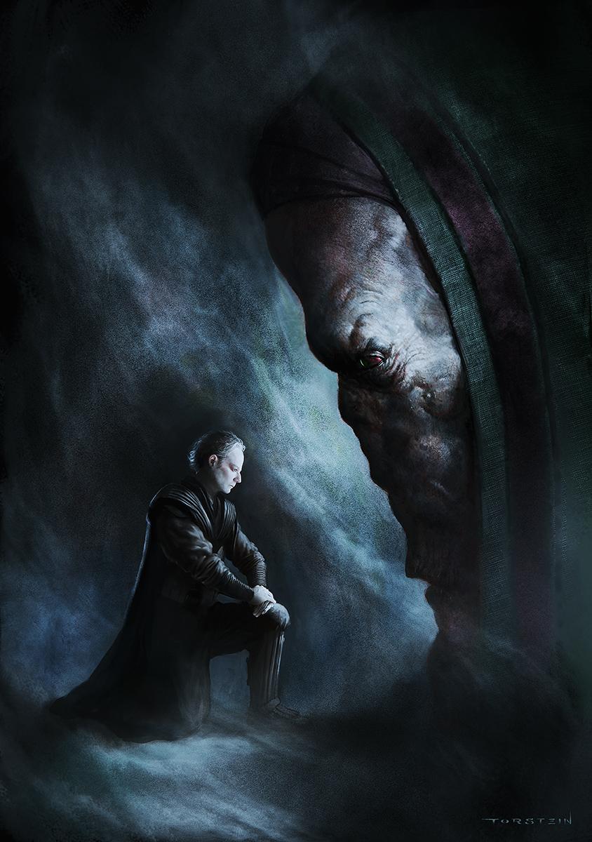 Star Wars - Darth Plagueis - cover art