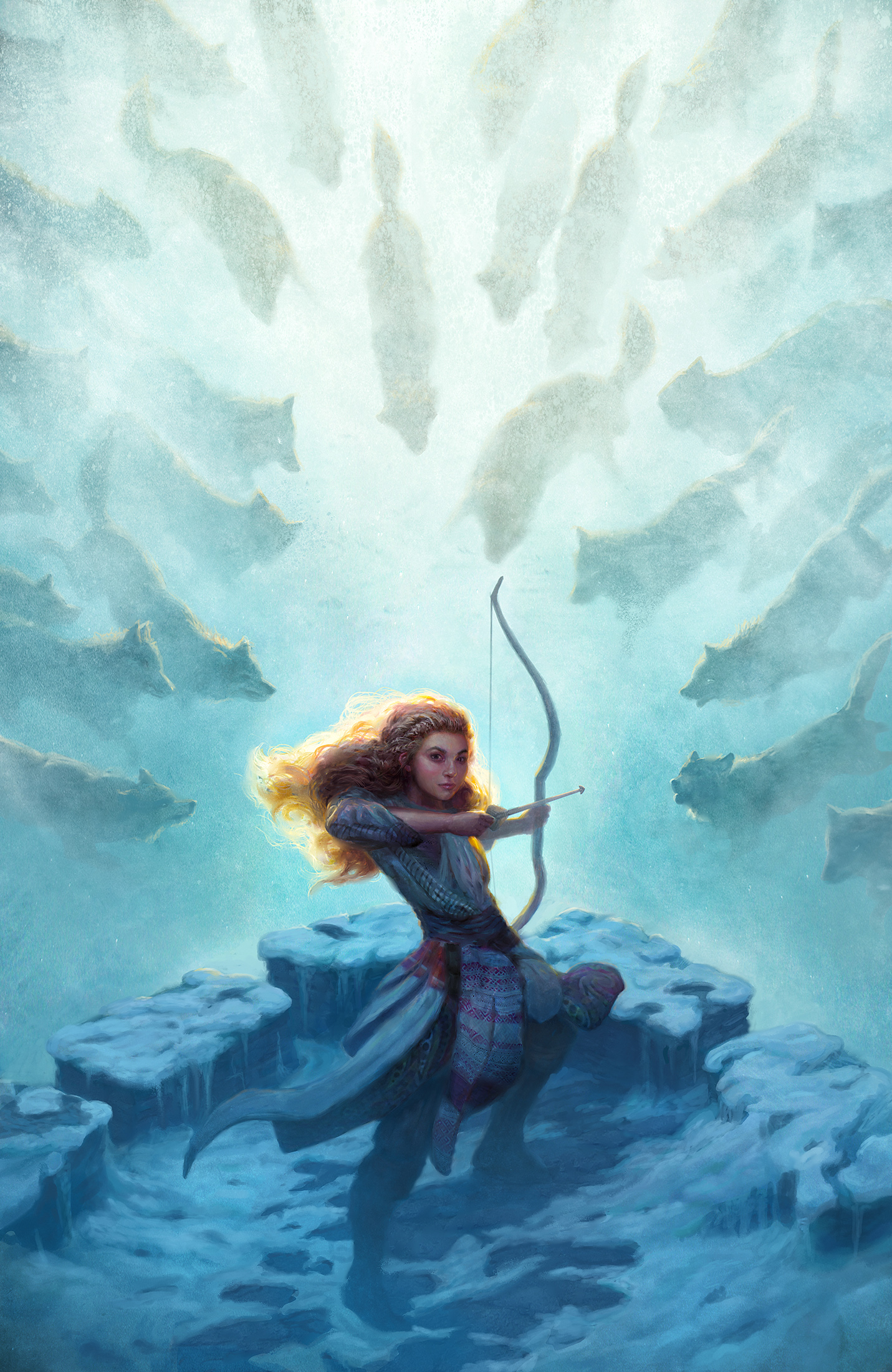Bloomsbury - Prisoner of Ice and Snow cover art